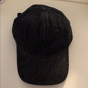 Black Old Navy Baseball Cap (Never Worn)
